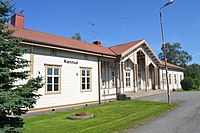 Kannus railway station.JPG