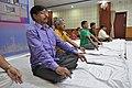 Kapalabhati - International Day of Yoga Celebration - NCSM - Kolkata 2017-06-21 2468.JPG