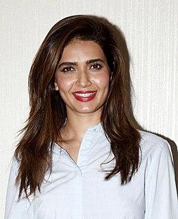 Karishma Tanna Indian actress