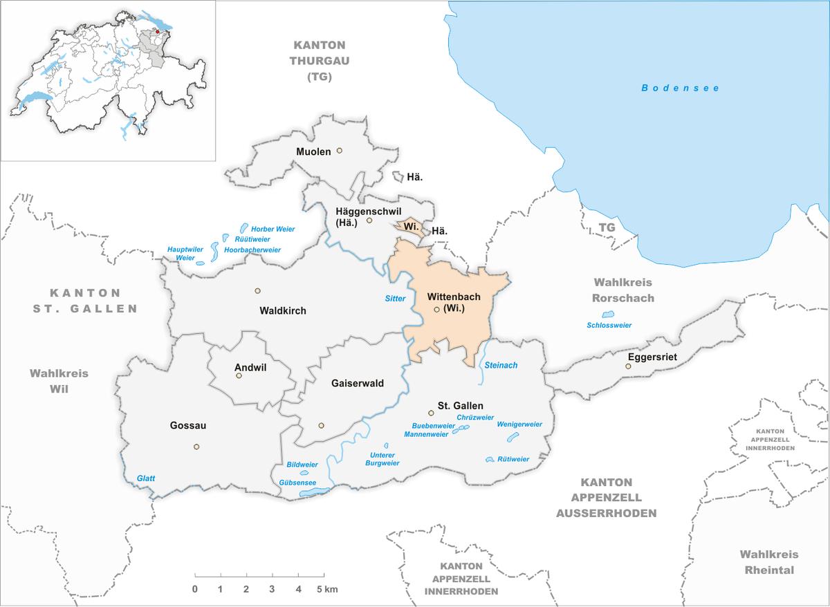 Wittenbach sg for Innendekoration st gallen