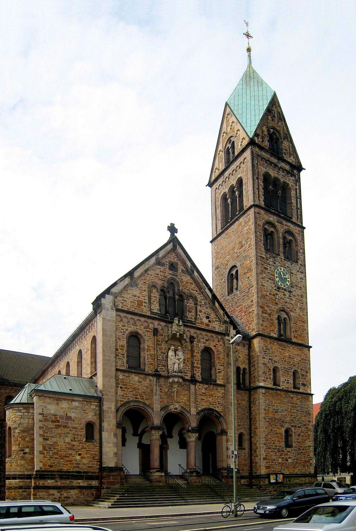 St. Familia (Kassel) - Wikipedia