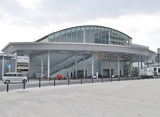 Kasugai Station (JR Central) Railway station in Kasugai, Aichi Prefecture, Japan