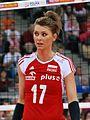 Katarzyna Skowrońska-Dolata 04 - FIVB World Championship European Qualification Women Łódź January 2014.jpg