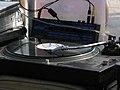 Kazantip, Popovka, Crimea, Technics turntable, Vinyl turntable.jpg