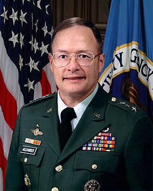 Keith Alexander, director of the NSA.
