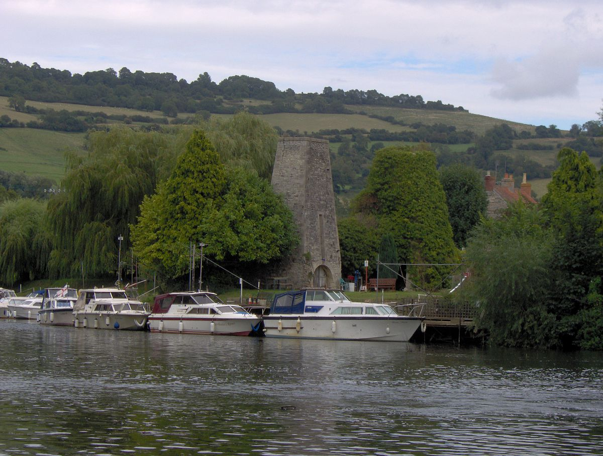 saltford lock