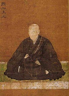 Japanese warrior monk