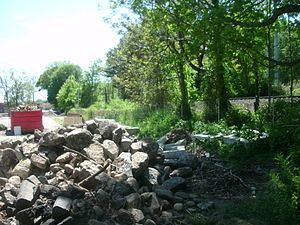 Kent Road Station site 2012.jpg
