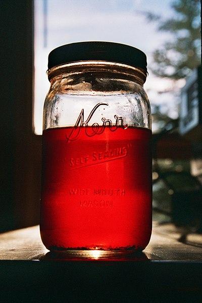 fucking mason jar