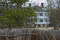 Kershaw Cornwallis House showing headquarters over pallisaide fenche.JPG