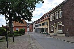 Schloßstraße in Kevelaer