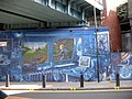 Kilburn High Road mural, NW6 - geograph.org.uk - 2114521.jpg
