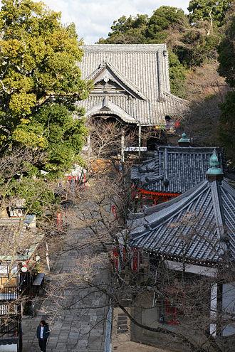 Wakayama, Wakayama - Image: Kimiidera Wakayama 03n 4272