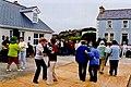 Kincasslagh - Donegal Shore Festival outdoor ceili - geograph.org.uk - 1338618.jpg