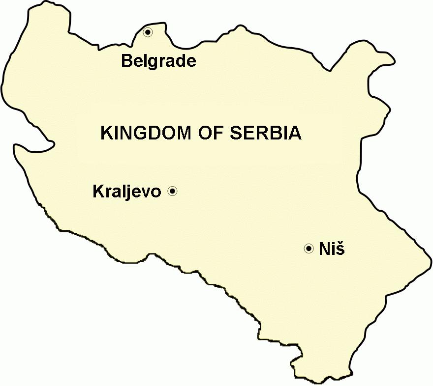 Kingdom of Serbia 1882–1912