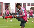 Kingsley Coman Training 2019-04-10 FC Bayern Muenchen-3.jpg