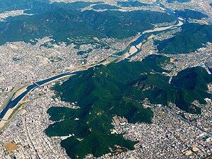 Gifu - Mount Kinka (formerly Mount Inaba)