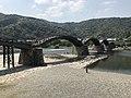 Kintaikyo Bridge on Nishikigawa River 12.jpg