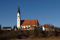 Pfarrkirche St. Marien in Kirchdorf am Inn