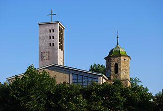 Wernau - Saint Erasmus Church