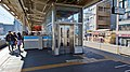 Kita-Asaka Station lift 20141115.JPG