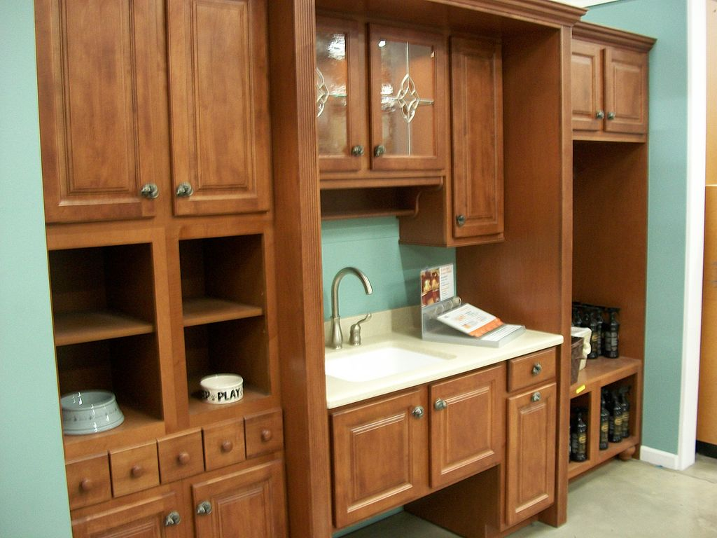 Kitchen Cabinet Display Models For Sale