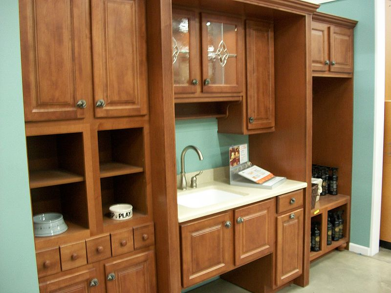 Clipart Kitchen Cabinets