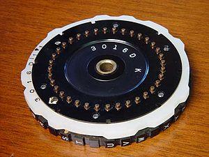 KL-7 - Image: Kl 7 rotor 2