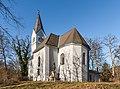 Klagenfurt St. Peter Welzenegg Gottscheer Strasse 1 Filialkirche hl. Ulrich 29122016 5928.jpg