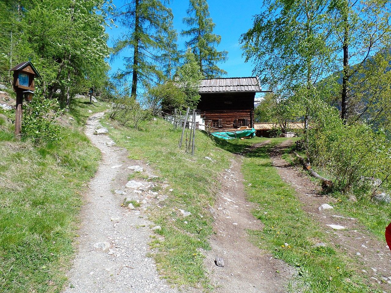 Klettersteig Lehner Wasserfall : Datei:klettersteig lehner wasserfall panoramio 2 .jpg u2013 wikipedia