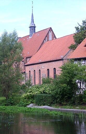 Wienhausen Abbey - Wienhausen Abbey