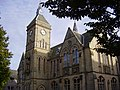 Knox Institute, Haddington, East. Lothian, Scotland - geograph.org.uk - 658153.jpg