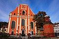 Kościół pw. św. Ignacego Loyoli - Kolegiata Staroszkocka w Gdańsku - panoramio.jpg
