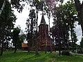 Kościół pw. Matki Boskiej Częstochowskiej we wsi Kiezmark - panoramio.jpg