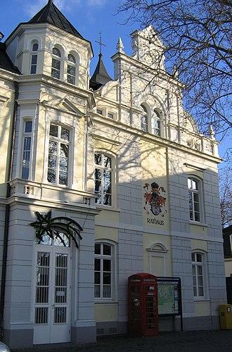 Königswinter - Image: Koenigswinter Rathaus