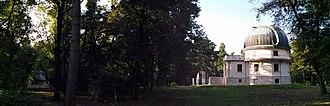 Konkoly Observatory - Image: Konkoly domes