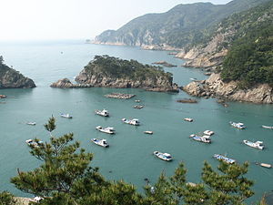 Heuksando - Image: Korea Heuksando Island 01