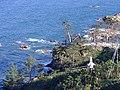 Korea-Naksansa 2157-07 shoreline along Uisangdae.JPG