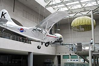 War Memorial of Korea - An exhibition hall