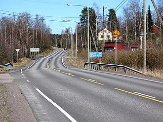 Pernå - Image: Koskenkyla Pernaja Finland