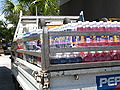 Kourou soft drinks delivery truck tropi cola.jpg