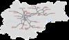 Krakow tram network simple.png