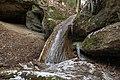 Kremsmünster Schäffelbach bei der Teufelshöhle Wasserfall-2495-2.jpg