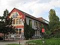 """Kulturzentrum """"Faust"""" - Hannover-Linden Zur Bettfedernfabrik - panoramio.jpg"""