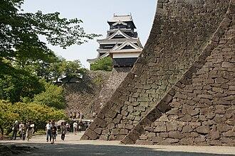 Kumamoto - Kumamoto Castle