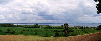 Lake Kummerow - Image: Kummerower See