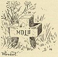 Kunstdenkmäler KN 1887 S418 Worndorf Strassenkreuz.jpg