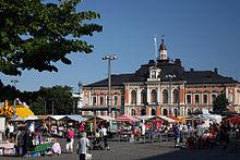 Kuopio — Wikipédia