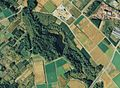 Kusunetame water reservoir Aerial photograph.1987.jpg
