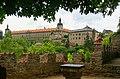 Kutná Hora - View WSW on Jesuit College & Hrádek.jpg